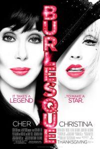 Burlesque New Poster